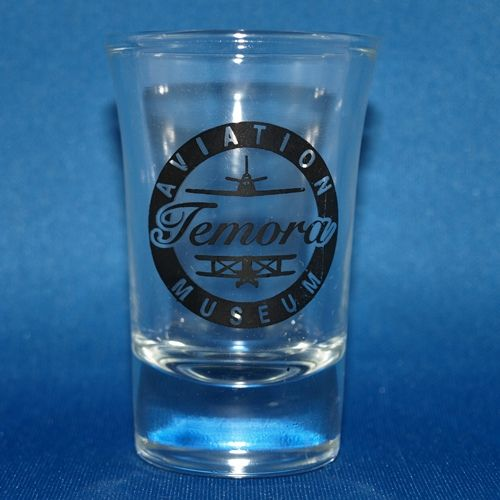 TAM Shot Glass