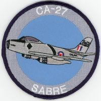 Patch - Sabre