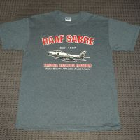 T Shirt Sabre - Black/Grey
