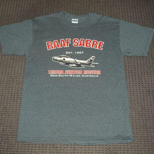 T Shirt Sabre - Black/Grey