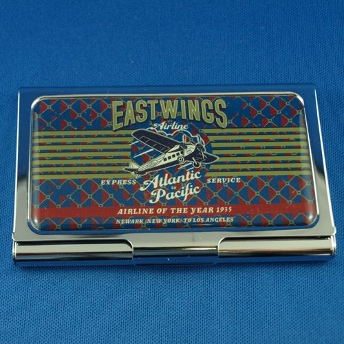 Eastwings Business Card Holder