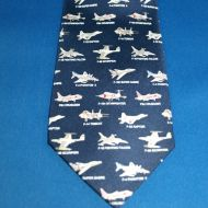 Tie - US Fighter Jets Navy