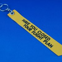 Keyring - Closed Flight Plan