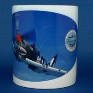 TAM Spitfire Coffee Mug