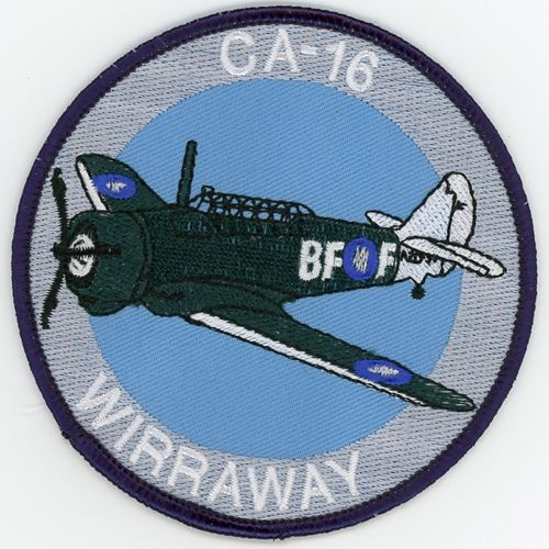 Patch - Wirraway