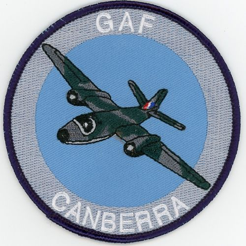 Patch - Canberra