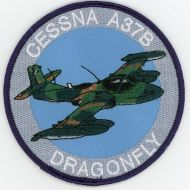Patch - A-37 Dragonfly