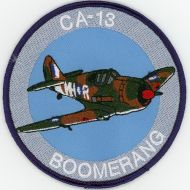 Patch - Boomerang