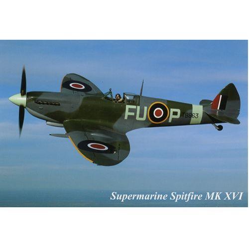 Postcard - Spitfire Mk XVI