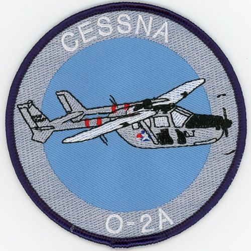Patch - Cessna O-2A