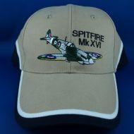 Baseball Cap - Spitfire Mk XVI