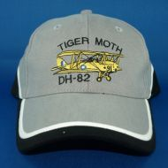 Baseball Cap - Tiger Moth