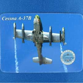 Magnet - Cessna A-37B