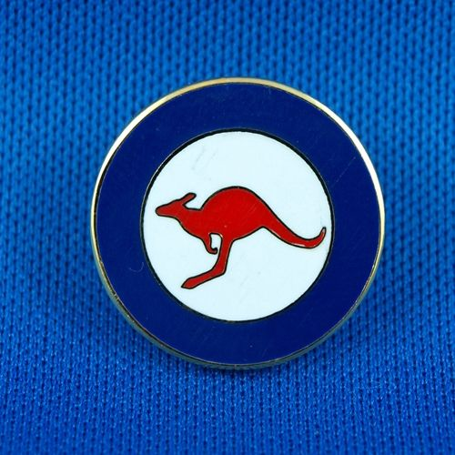 RAAF Roundel Souvenir Badge