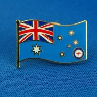 RAAF Flag Souvenir Badge