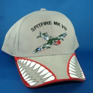 Baseball Cap - Grey Nurse Spitfire Mk VIII