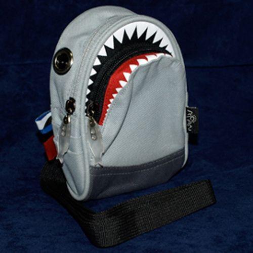 Shark Teeth Pouch