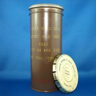 Canberra Cartridge Tins