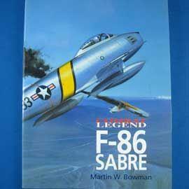 F-86 Sabre Combat Legend