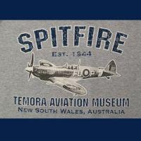 Spitfire Mk XVI Hooded Sweat Shirt