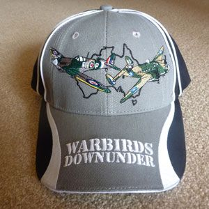 Warbirds Downunder Cap