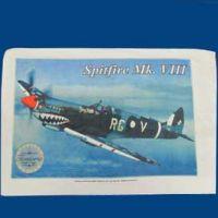 Tea Towel - Spitfire Mk VIII