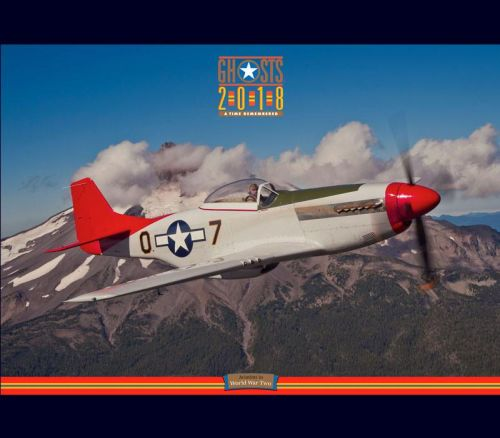 2019 GHOST Calendar WWII - A time remembered