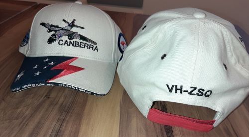 Limited Edition Canberra Cap-Cream