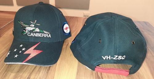 Baseball Cap - Canberra Lim Edition Navy