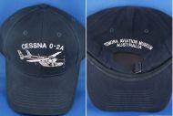 Baseball Cap - Cessna O-2A
