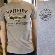 Spitfire T-Shirt with logos