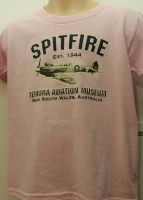 Toddler Spitfire T-Shirt Pink