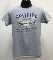 T Shirt - Spitfire Mk XVI Small only