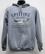 Spitfire Mk XVI Hooded Sweat Shirt