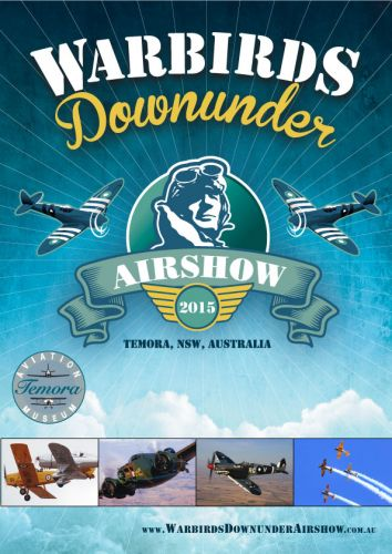 DVD - Warbirds Downunder 2015