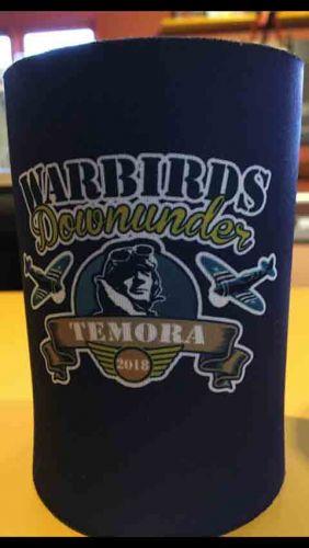 Warbirds Downunder Stubby Cooler