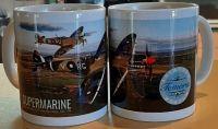 TAM Spitfires White Coffee Mug