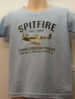 Toddler Spitfire T-Shirt Blue